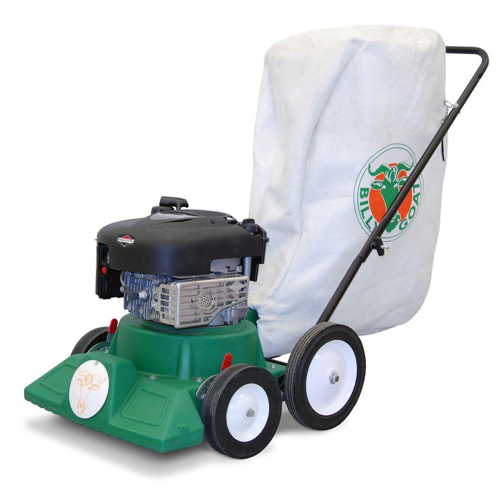 Billy Goat Lb352 Little Billy 6hp 4 Stroke Push Wheeled Vacuum
