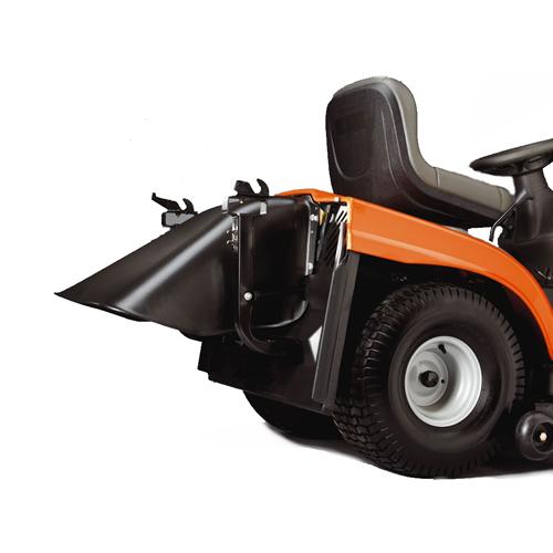 Husqvarna 954 12 00 91 Rear Deflector For Ct Tractors