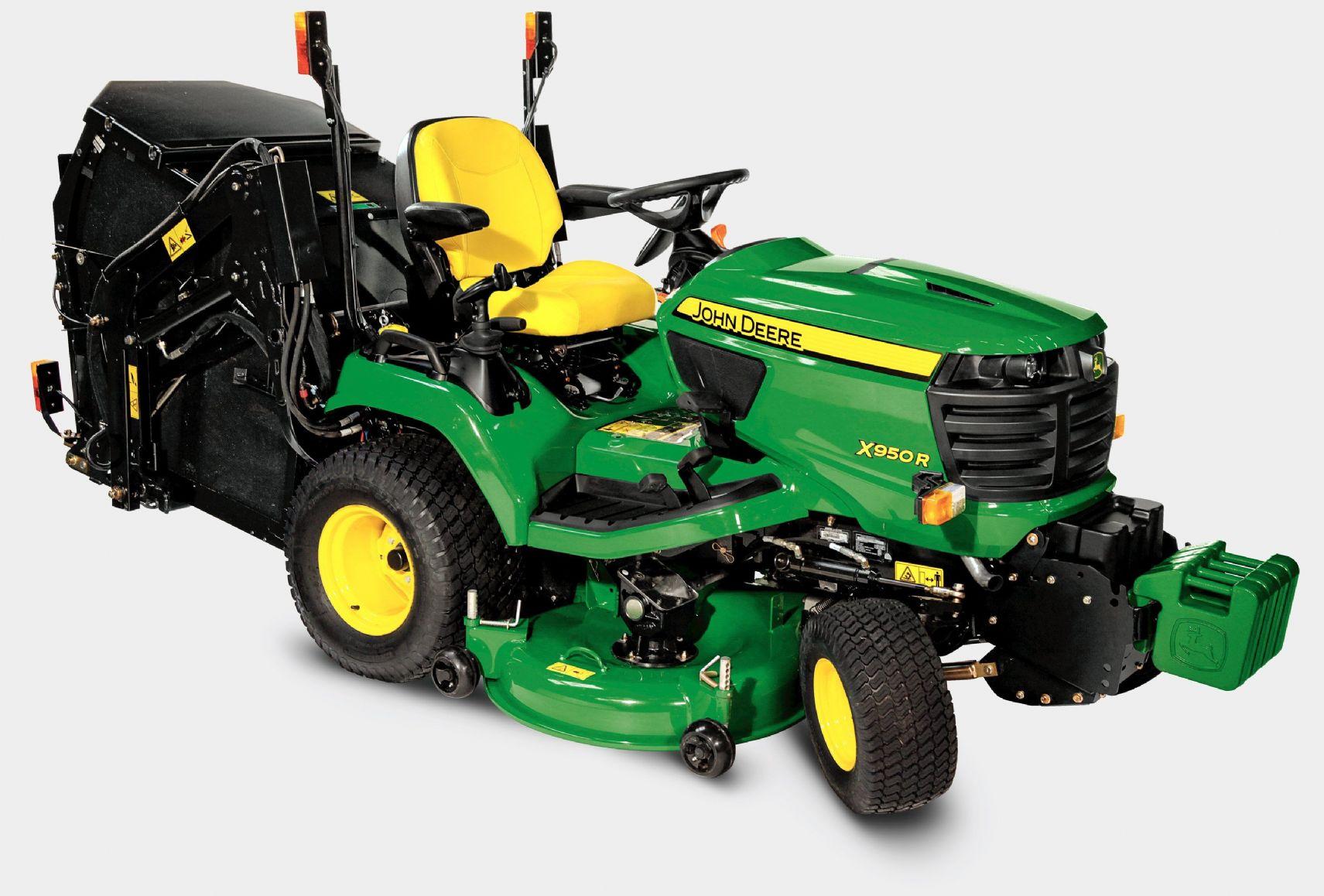 John Deere X950r Lawn Tractor