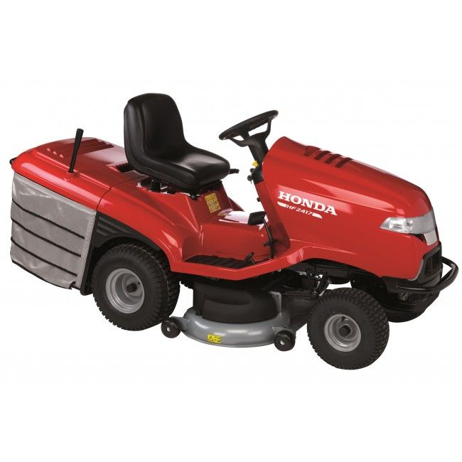 "Honda HF 2417 HBE 40"" / 102cm, Hydrostatic Ride-on Lawn Tractor (CALL FOR BEST PRICE)"