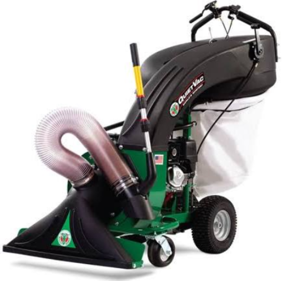 Billy Goat (QV550H) - 160cc Hand Propelled Walk Behind Vacuum 33""