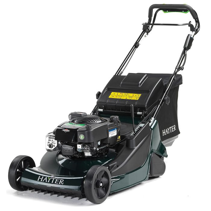Hayter Harrier 56 Autodrive E/S Rear Roller Lawnmower (576)