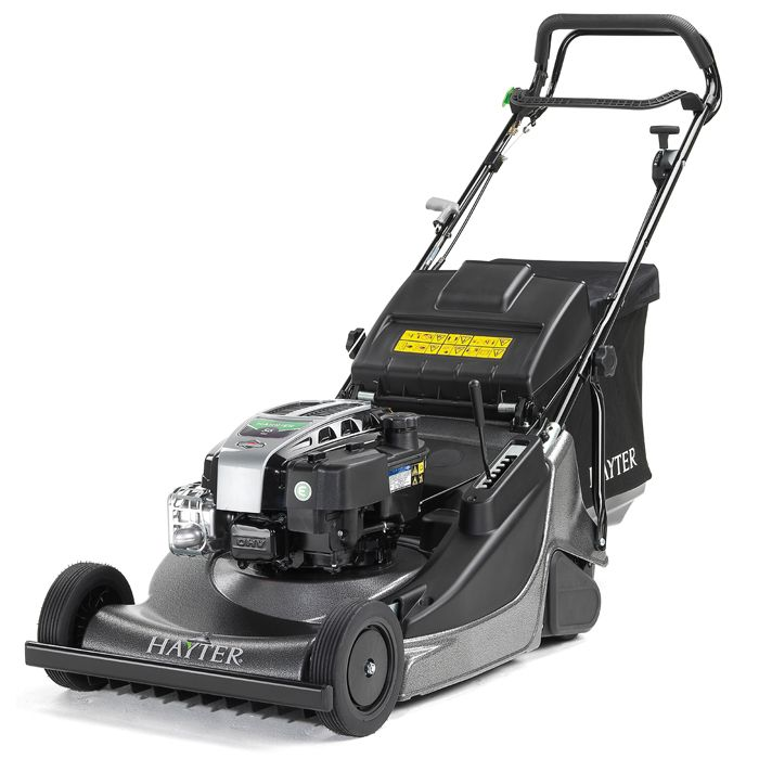 Hayter Harrier 56 Self Propelled Pro Rear Roller Lawnmower (579)