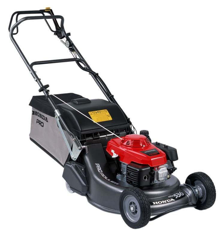 Honda HRH536QX 53cm Petrol Self-Propelled  Lawnmower