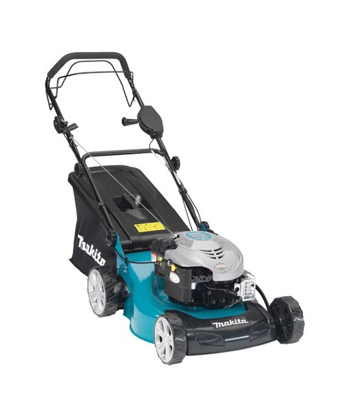 Makita PLM4622 46cm Petrol Self-Propelled Lawnmower