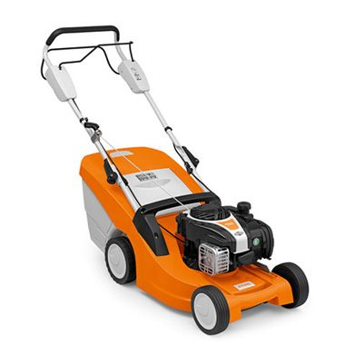 Stihl RM443T Self Propelled Petrol Lawnmower 41cm