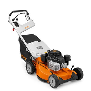 Stihl RM756GC Self Propelled Petrol Lawnmower 54cm