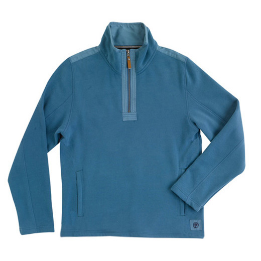 Tayberry BRENDON MENS HALF ZIP SWEATSHIRT SWEATER TOP WITH POCKETS ...